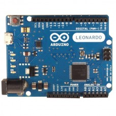 Arduino Leonardo Microcontroller