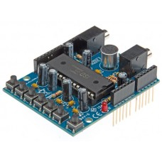 Velleman Audio Shield for Arduino Electronic Kit