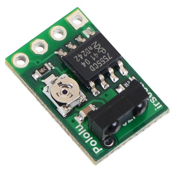 Ir Sensor Circuit Ir Proximity Sensor Circuit