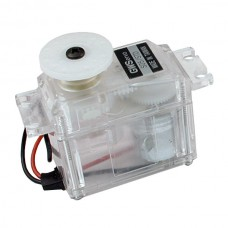 Solarbotics GM4 Gear Motor 3-9V (325:1) with Clear Servo Body