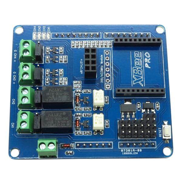 Arduino Power Switch Relay