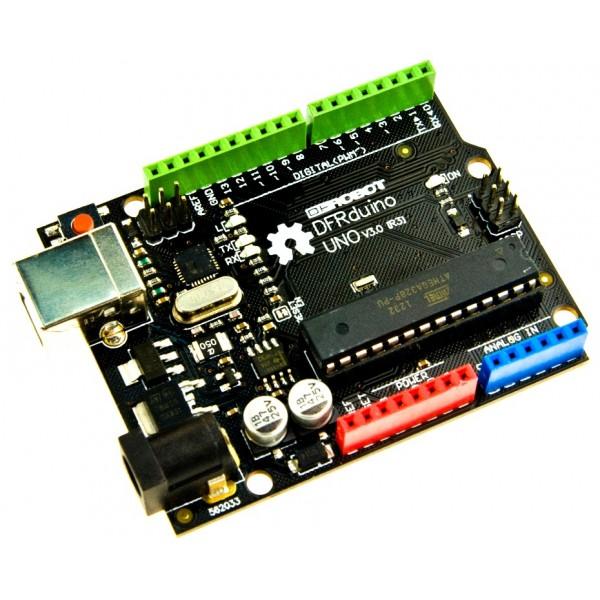 Dfrduino uno r arduino compatible microcontroller