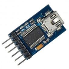 Basic USB to Serial Module