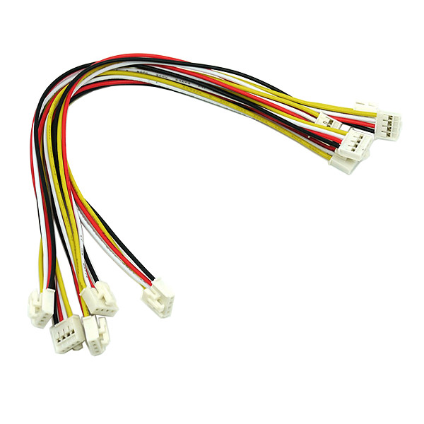 4 Pin Connector Cable 20cm (5 pack)