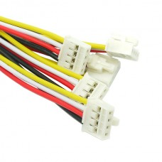 Grove 4 Pin Connector Cable 20cm (5 pack)