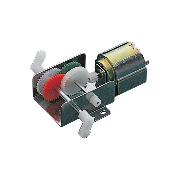 2 in 1 gearbox motor kit Gearbox motors