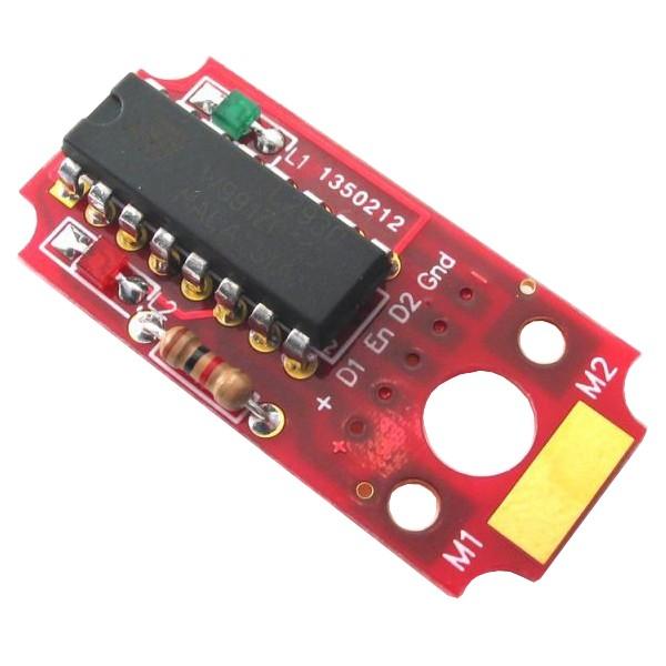 L293d secret motor driver electronic kit for L293d motor driver price