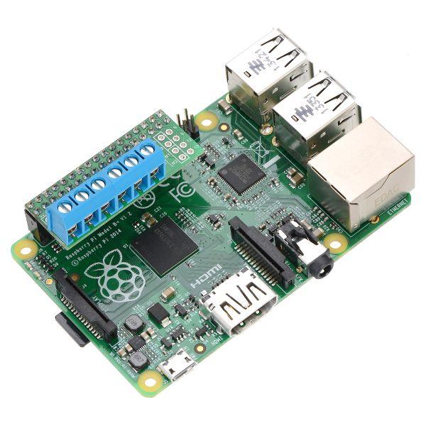 Drv8835 Dual Motor Driver For Raspberry Pi