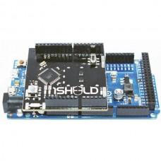 Reconfigurable 1Sheeld Arduino Shield for Smartphones
