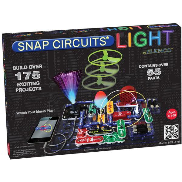Snap Circuits Light Set With Illuminating Electronic