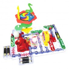 Snap Circuits Motion Set with Motorized Electronic Experiments