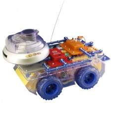 Snap Circuits Deluxe Snap Rover Set with RC Controller