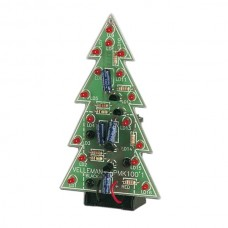 Classic Blinking LED Christmas Tree Kit